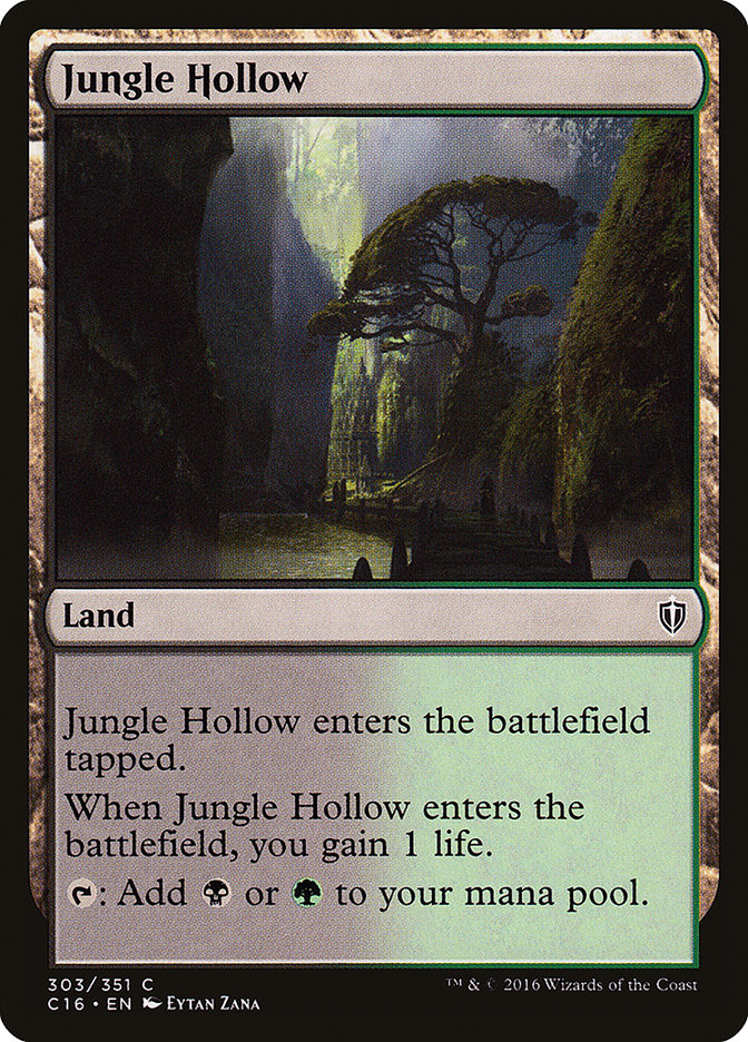 Jungle+Hollow