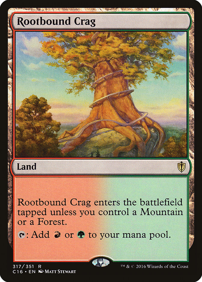 Rootbound+Crag