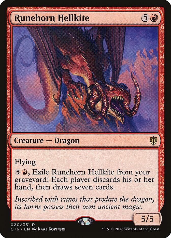 Runehorn+Hellkite