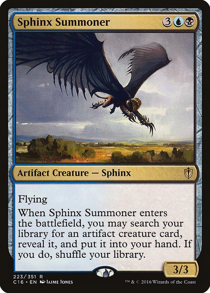Sphinx+Summoner
