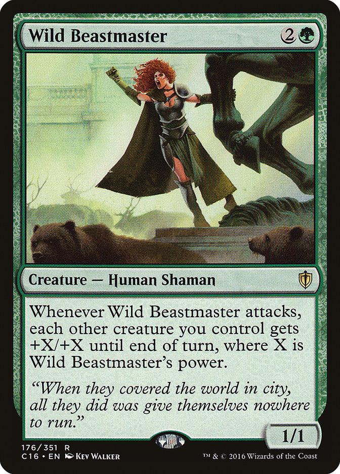 Wild+Beastmaster