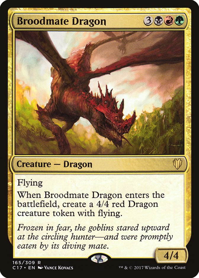 Broodmate+Dragon