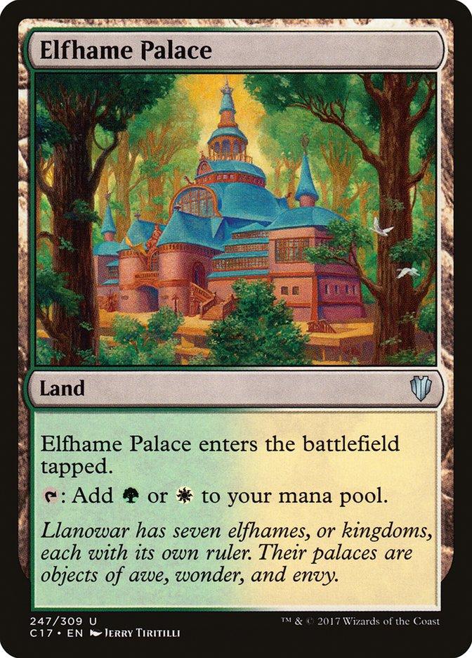 Elfhame+Palace