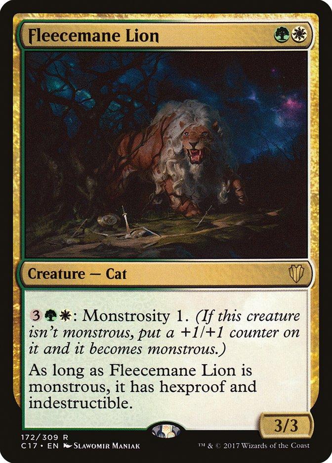 Fleecemane+Lion