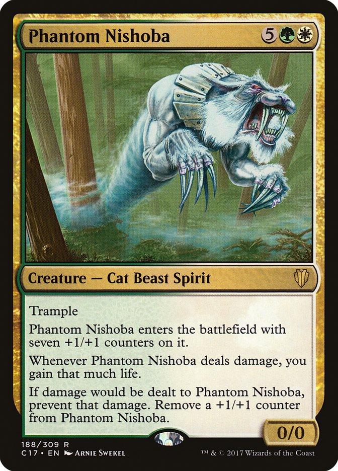 Phantom+Nishoba