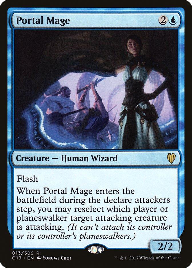 Portal+Mage