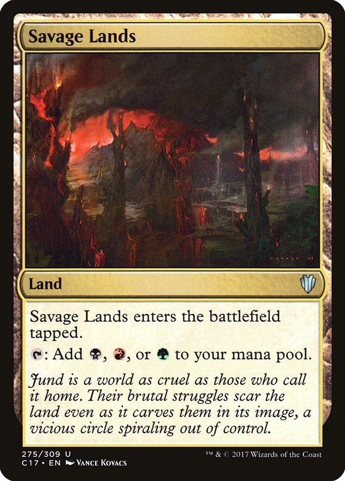 Savage+Lands