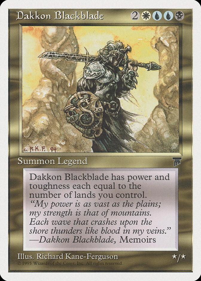 Dakkon+Blackblade