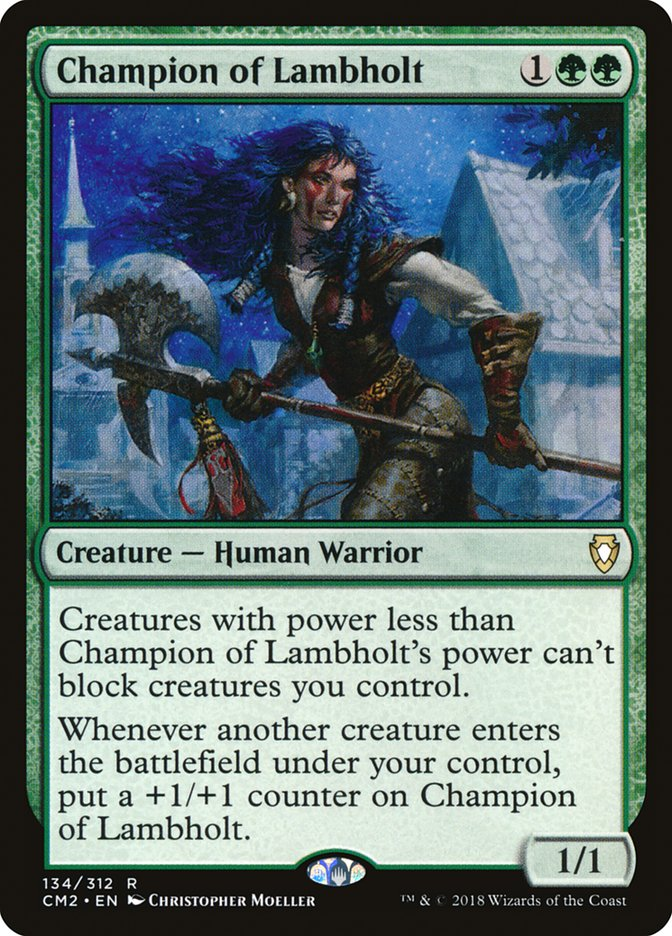 Champion+of+Lambholt