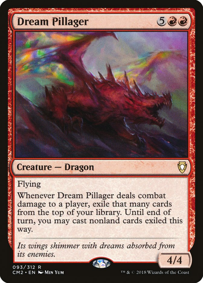 Dream+Pillager
