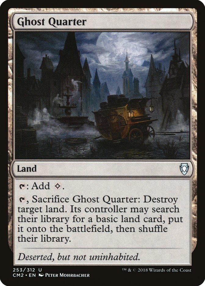 Ghost+Quarter
