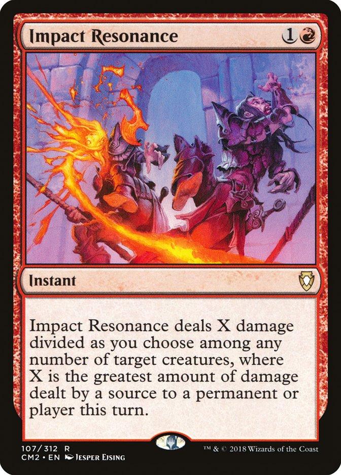 Impact+Resonance