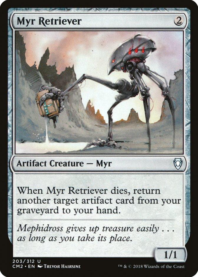 Myr+Retriever