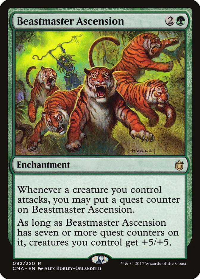 Beastmaster+Ascension