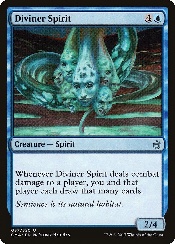 Diviner+Spirit