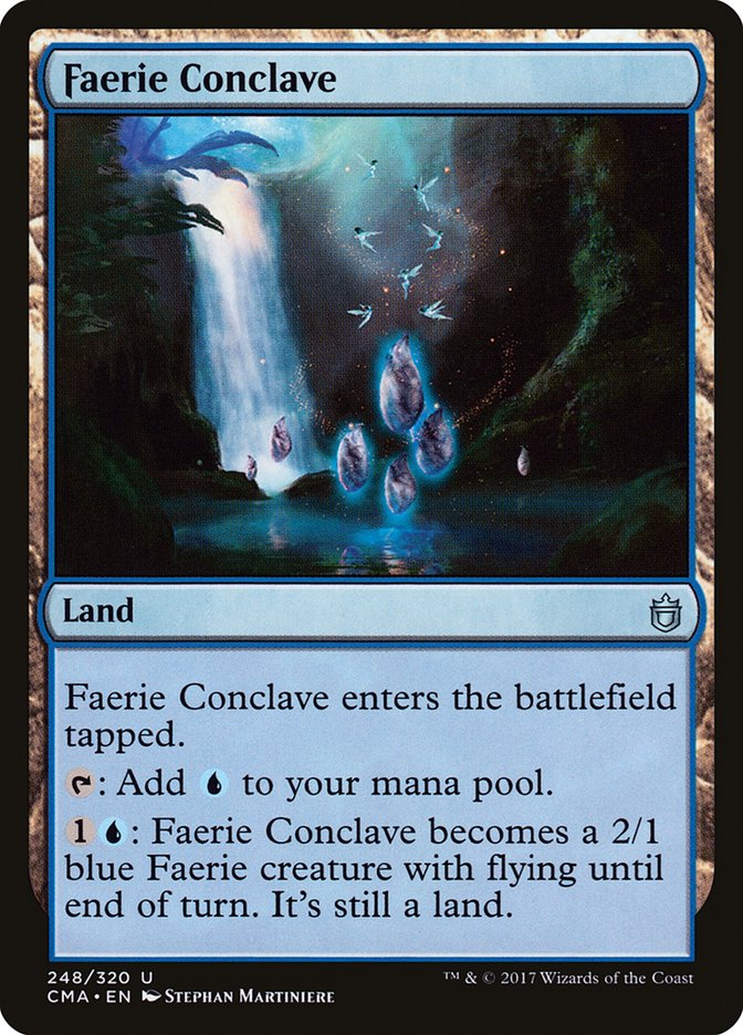 Faerie+Conclave