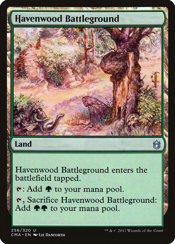 Havenwood+Battleground