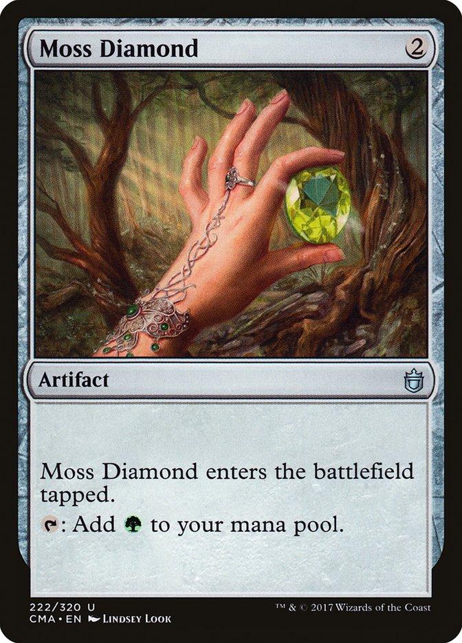 Moss+Diamond