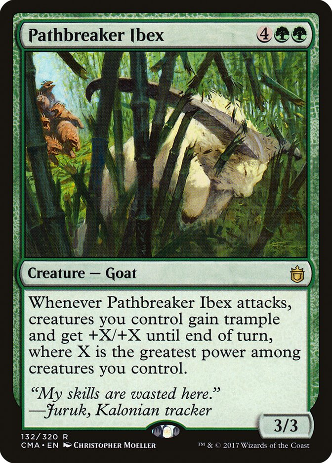 Pathbreaker+Ibex