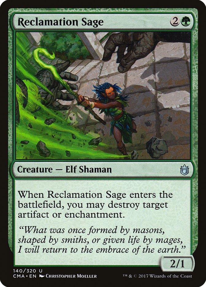 Reclamation+Sage
