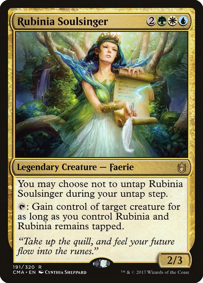 Rubinia+Soulsinger