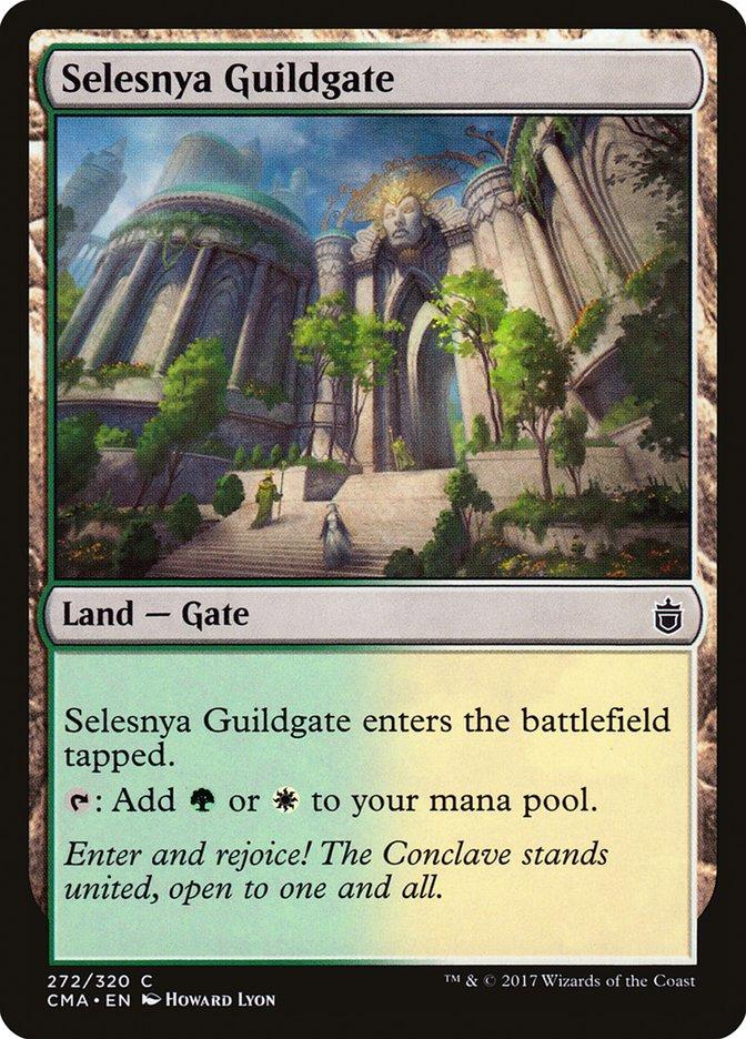 Selesnya+Guildgate