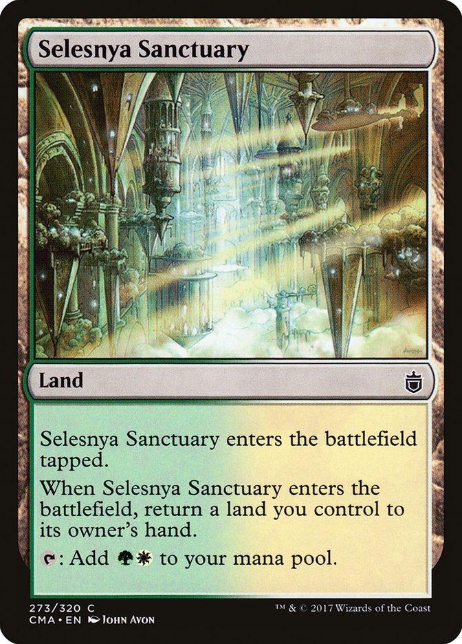 Selesnya+Sanctuary