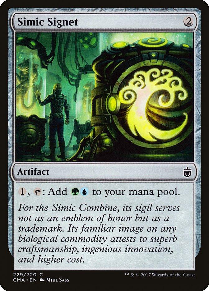 Simic+Signet