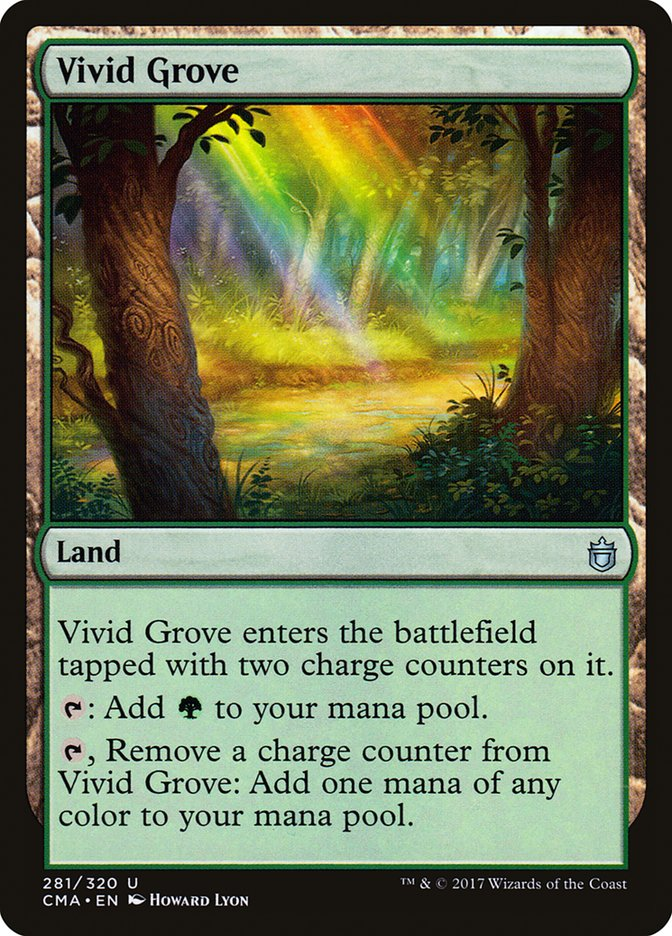 Vivid+Grove