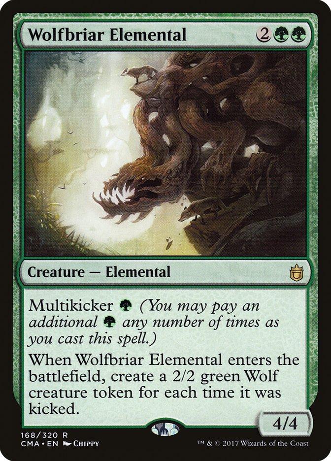 Wolfbriar+Elemental