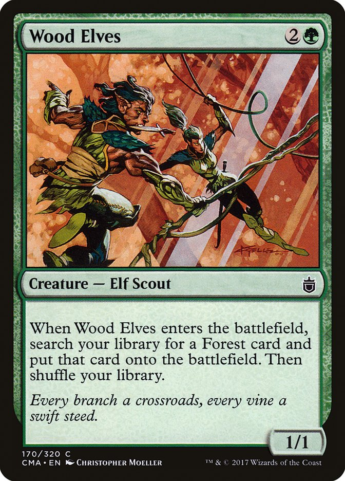 Wood+Elves