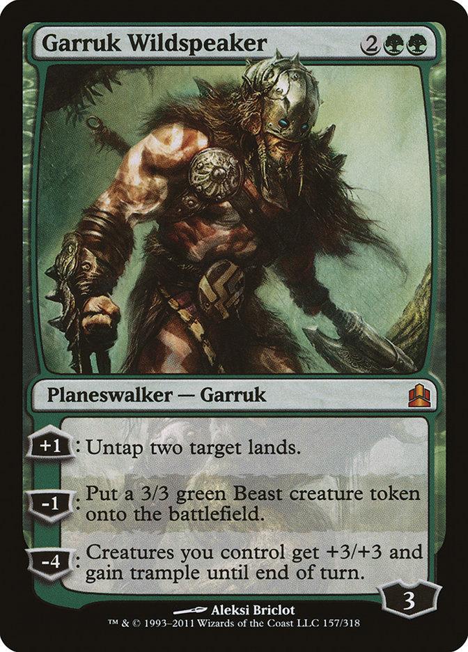 Garruk+Wildspeaker