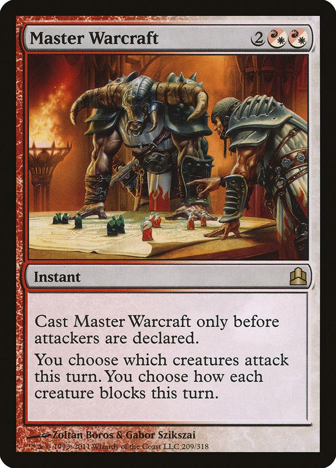Master+Warcraft