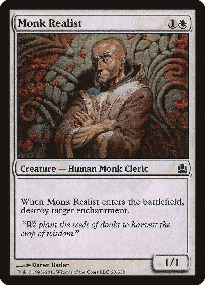 Monk+Realist
