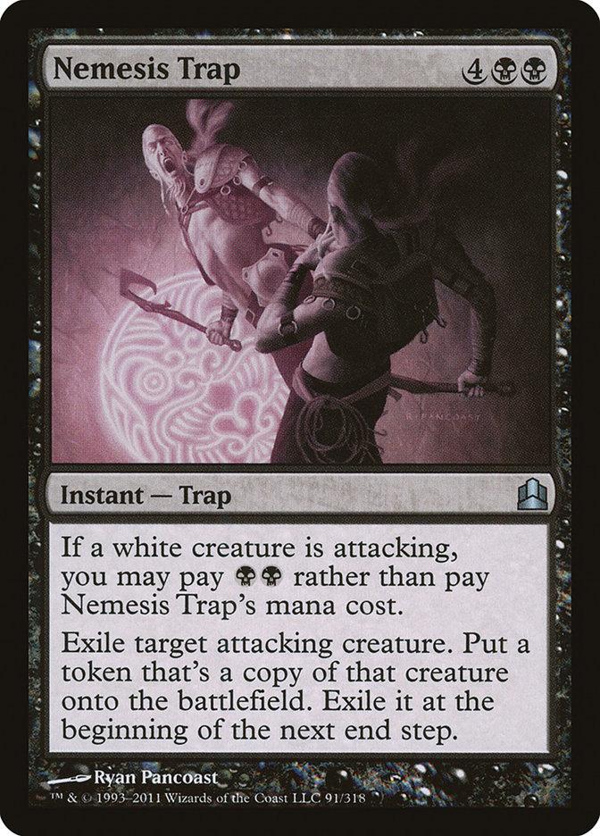 Nemesis+Trap