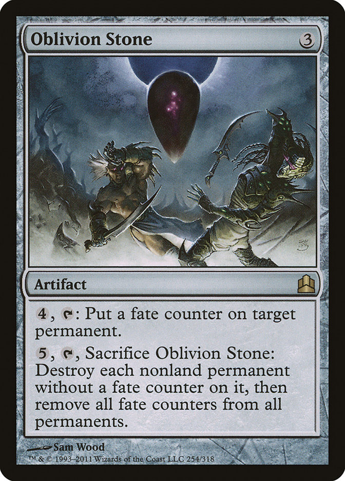 Oblivion+Stone