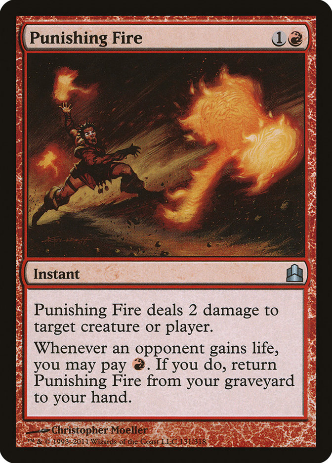 Punishing+Fire