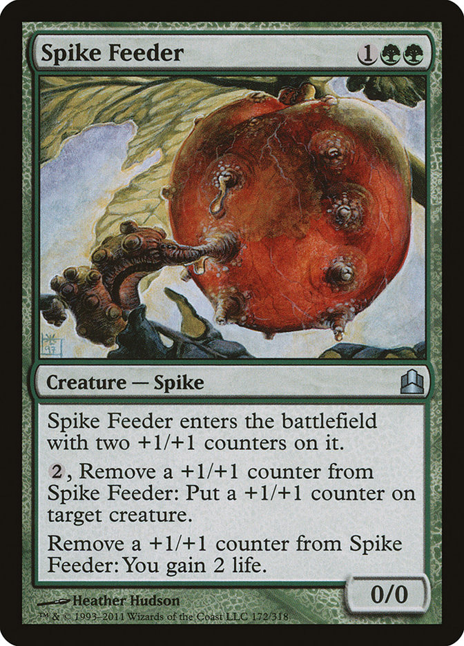 Spike+Feeder