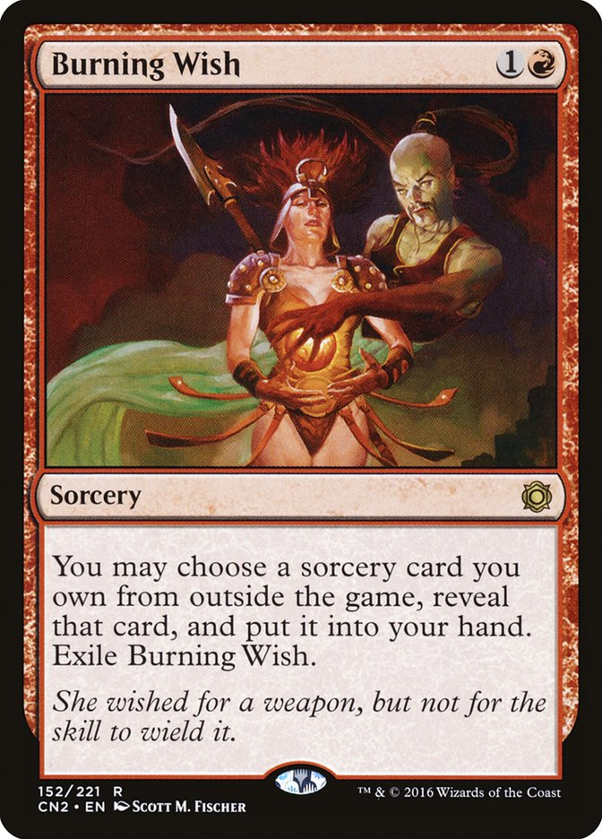 Burning+Wish