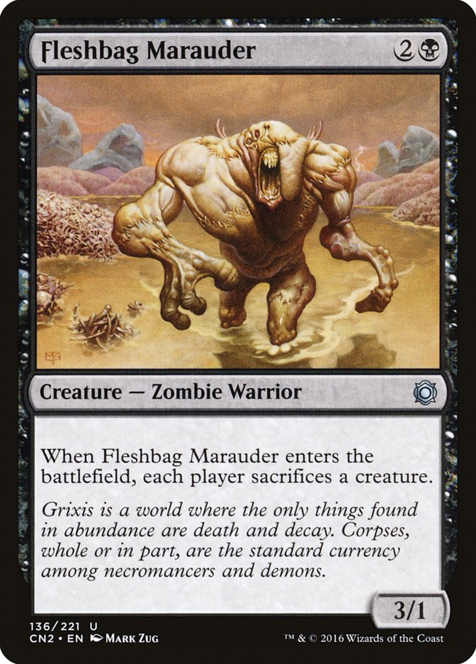 Fleshbag+Marauder