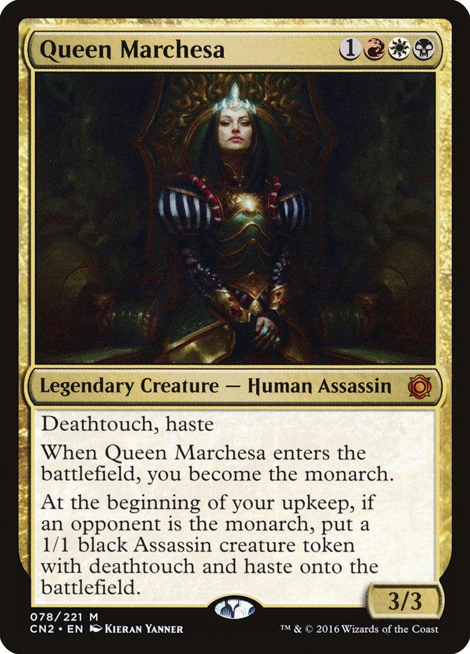 Queen+Marchesa
