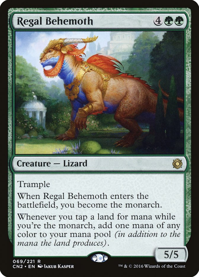 Regal+Behemoth