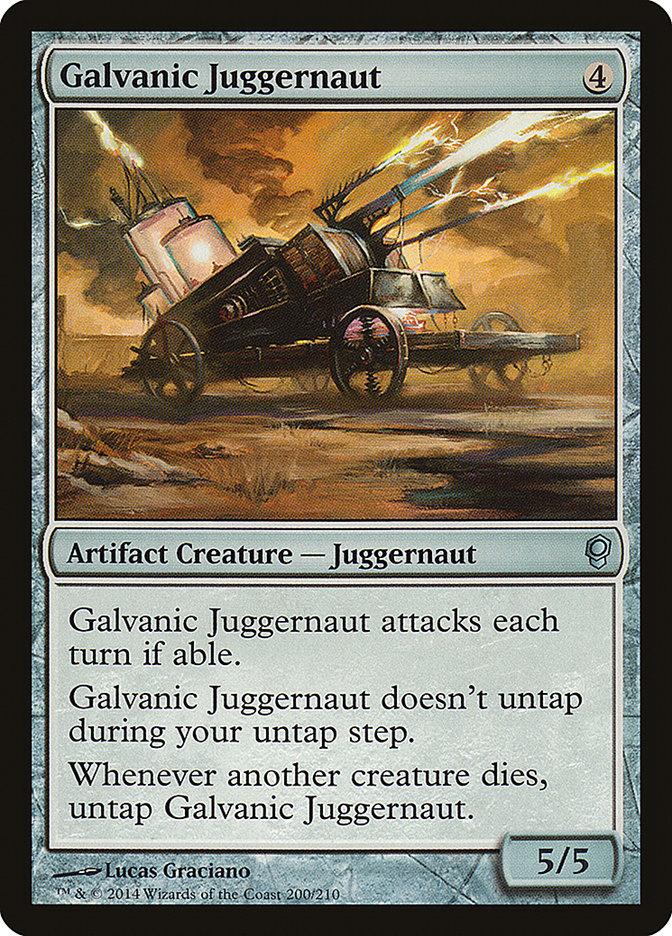 Galvanic+Juggernaut