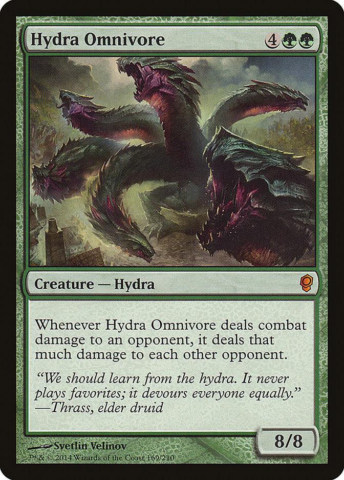 Hydra+Omnivore