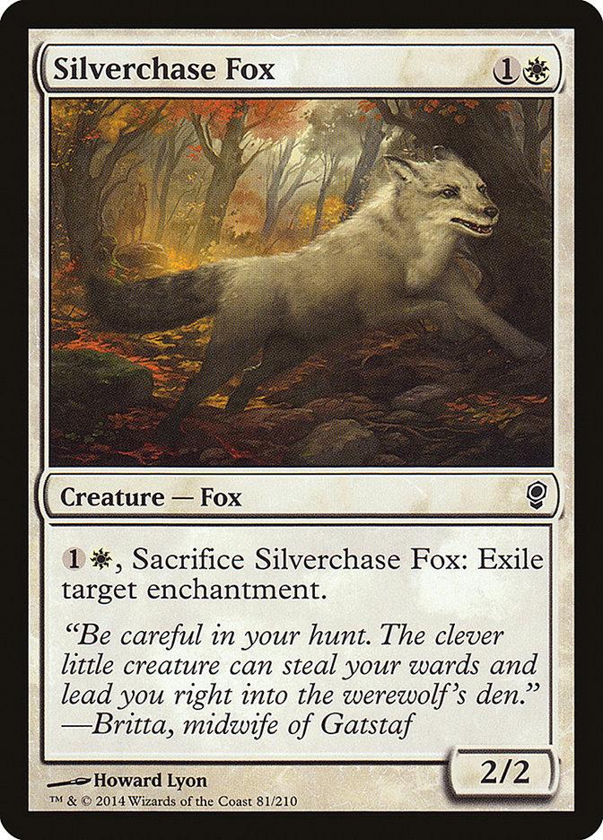 Silverchase+Fox