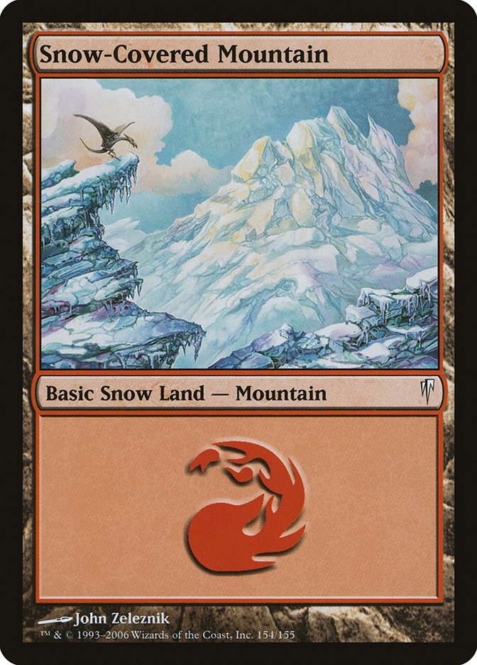 Snow-Covered+Mountain