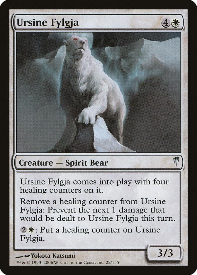 Ursine+Fylgja