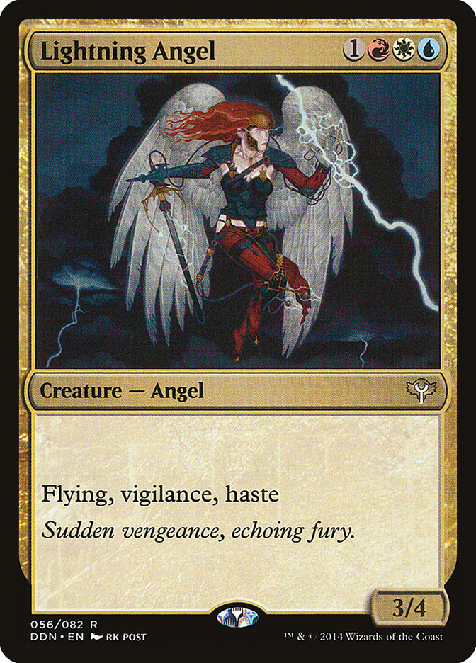 Lightning+Angel