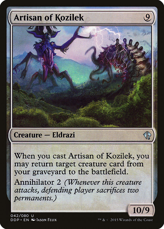 Artisan+of+Kozilek