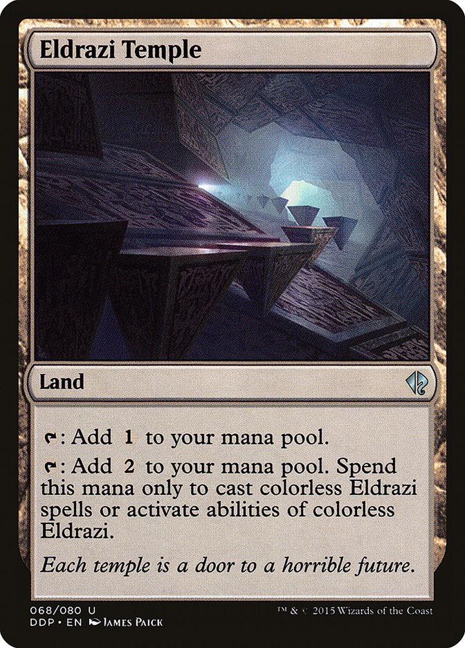 Eldrazi+Temple